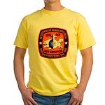 USS MEMPHIS Yellow T-Shirt