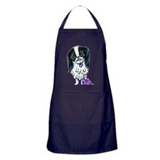 Japanese Chin Dragon Apron (dark)