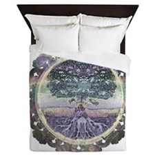 Serentiy and Peace Queen Duvet