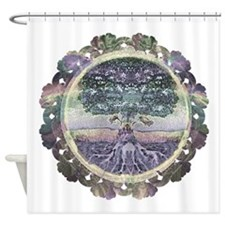 Serentiy And Peace Shower Curtain