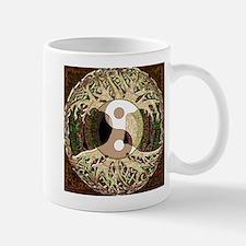 Yin Yang Mandala Mugs