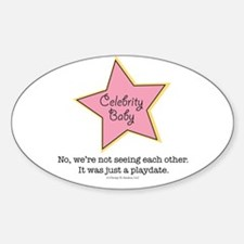 Celebrity Baby Relationship Rumor Mill Decal