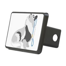 Keeshond Leash Hitch Cover