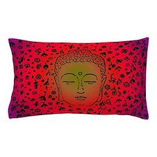 Cute Buddha Pillow Case