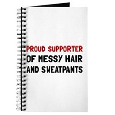 Proud Supporter Journal