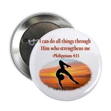 "GYMNAST PHILIPPIANS 2.25"" Button (10 pack)"