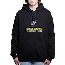 Rocket Science Women's Hooded Sweatshirt