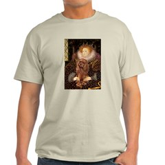 The Queen's Ruby Cavalier T-Shirt
