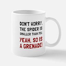 Spider Grenade Mugs