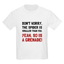 Spider Grenade T-Shirt