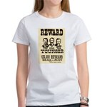 Wanted The Youngers Women's T-Shirt