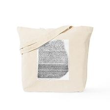 Rosetta Stone Tote Bag