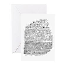 Rosetta Stone Greeting Cards (Pk of 10)