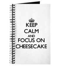 Cute Cheesecake factory Journal
