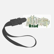 Literature's Best Books Luggage Tag