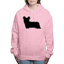 Skye Terrier Women's Hooded Sweatshirt