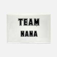 TEAM NANA Rectangle Magnet
