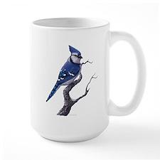 Bluejay Bird Mug