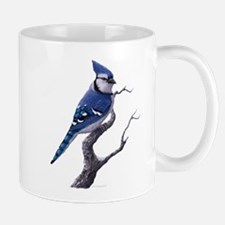 Bluejay Bird Mug