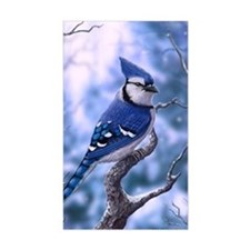 bluejay bird Decal