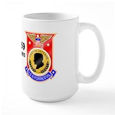 Uss Forrestal Cv-59 Large Mugs