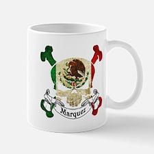 Marquez Skull Mug