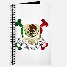 Marquez Skull Journal