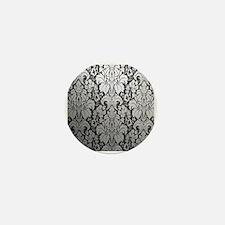 Cute Patterns damask Mini Button