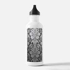 Cute Damask Water Bottle