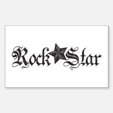 Rock Star & Co. Decal