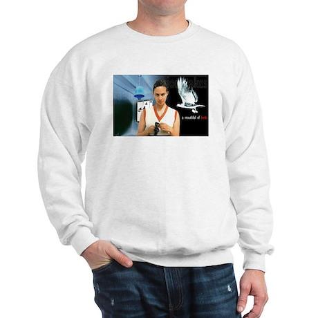 Deluxe Mouthful of Sweatshirt