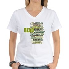 READ!  The 100 Best Books o Shirt