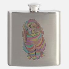 Cute Rabbit Flask