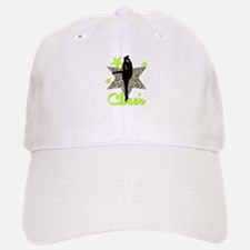 Green Cheerleader Baseball Baseball Baseball Cap