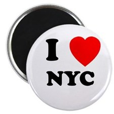 "NYC 2.25"" Magnet (100 pack)"