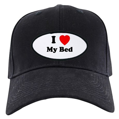 My Bed Black Cap