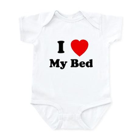 My Bed Infant Bodysuit