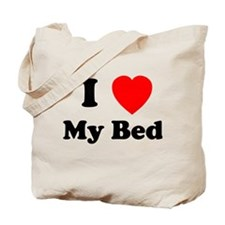 My Bed Tote Bag
