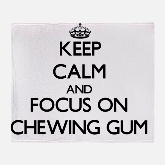 Cute Chew Throw Blanket