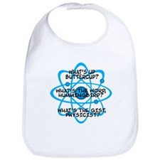 Funny Bang theory Bib