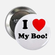 """My Boo 2.25"""" Button (100 pack)"""