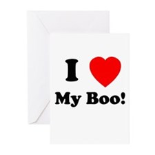 My Boo Greeting Cards (Pk of 10)