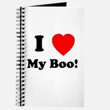 My Boo Journal