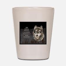 Wolf Totem Animal Spirit Guide for Inspiration Sho