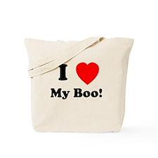 My Boo Tote Bag