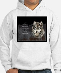 Wolf Totem Animal Spirit Guide for Inspiration Hoo