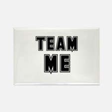 TEAM ME Rectangle Magnet