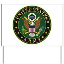 US ARMY Yard Sign