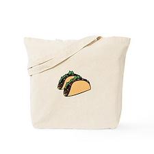 Taco Time Tote Bag