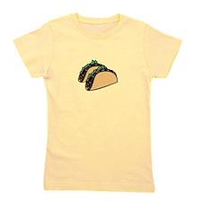 Taco Time Girl's Tee